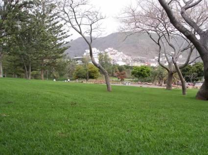 Parque la Granja en Santa Cruz de Tenerife